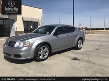 2014_Dodge_Avenger_SE_ Wichita KS
