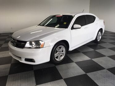 2014_Dodge_Avenger_SXT_ Chattanooga TN