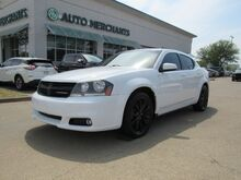 2014_Dodge_Avenger_SXT LEATHER, BLUETOOTH, HEATED SEATS, SIRIUS RADIO_ Plano TX