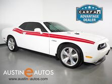 Dodge Challenger R/T Classic 5.7L V8 HEMI *AUTOMATIC, LEATHER, HEATED SEATS, HID HEADLIGHTS, REMOTE START, PUSH BUTTON START, 20 INCH WHEELS, BLUETOOTH PHONE & AUDIO 2014