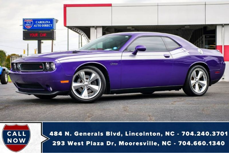 2014 Dodge Challenger R/T Classic *HEMI* w/ Heated Front Seats + K&N Intake Mooresville NC