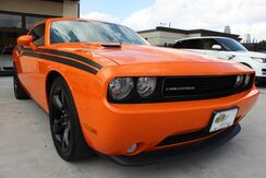 2014_Dodge_Challenger_R/T, FACTORY WARRANTY,,MANUAL SHIFT,CLEAN CARFAX!_ Houston TX