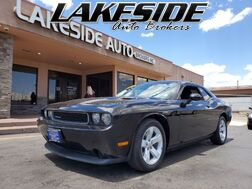 2014_Dodge_Challenger_SXT_ Colorado Springs CO