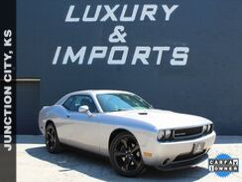 2014_Dodge_Challenger_SXT_ Leavenworth KS