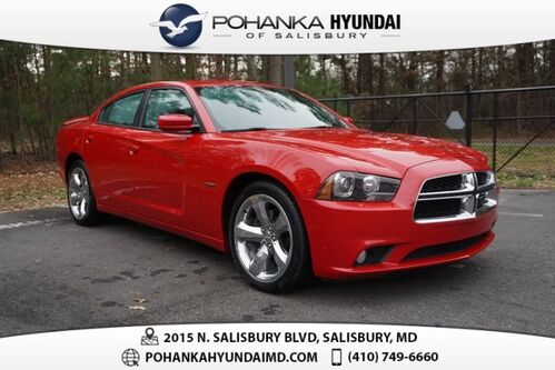 2014_Dodge_Charger_R/T **ONE OWNER**HEATED SEATS**_ Salisbury MD