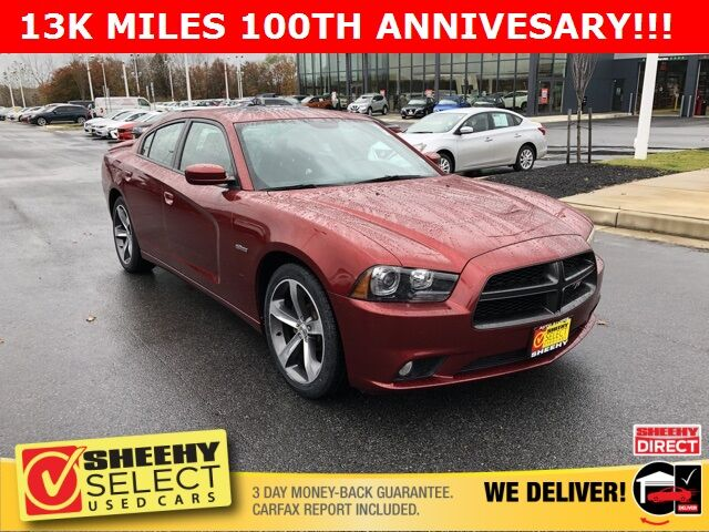 2014 Dodge Charger R/T White Marsh MD
