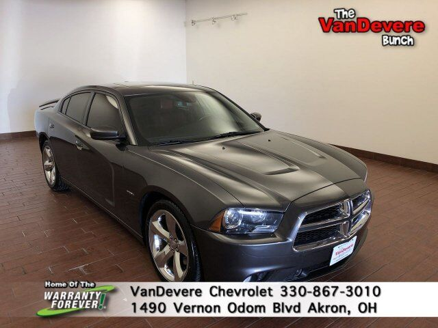 2014 Dodge Charger RT Max Akron OH