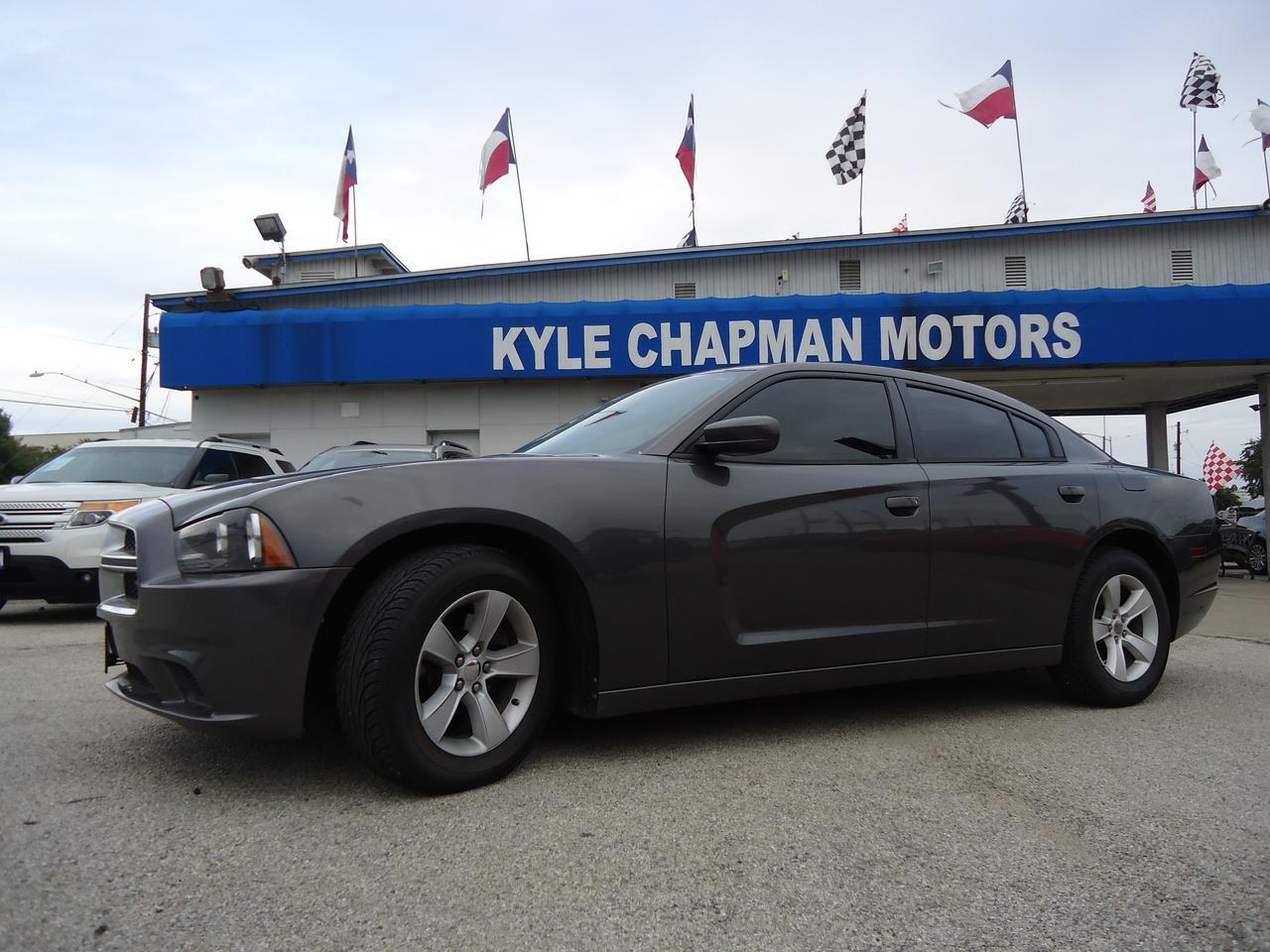 2014 Dodge Charger SE Cloth Push Start AUX