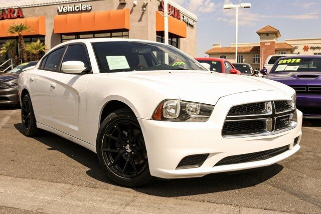 2014 Dodge Charger SE Las Vegas NV
