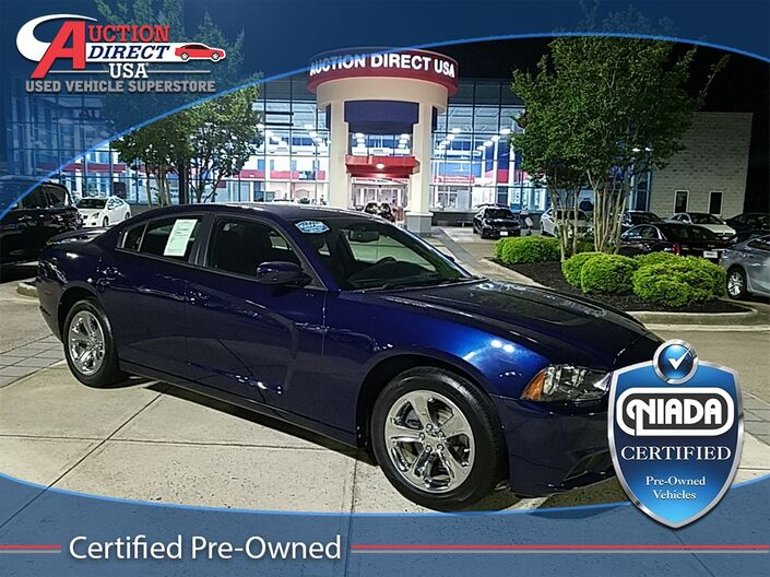 2014 Dodge Charger SE Raleigh