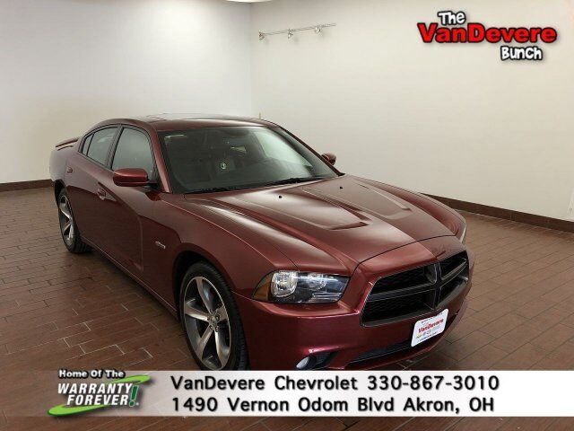 2014 Dodge Charger SXT 100th Anniversary Akron OH