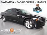 2014 Dodge Charger SXT *NAVIGATION, BACKUP-CAMERA, TOUCH SCREEN, LEATHER, HEATED SEATS, KEYLESS GO/PUSH BUTTON START, BLUETOOTH PHONE & AUDIO