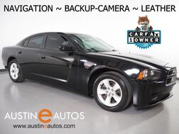 2014_Dodge_Charger SXT_*NAVIGATION, BACKUP-CAMERA, TOUCH SCREEN, LEATHER, HEATED SEATS, KEYLESS GO/PUSH BUTTON START, BLUETOOTH PHONE & AUDIO_ Round Rock TX