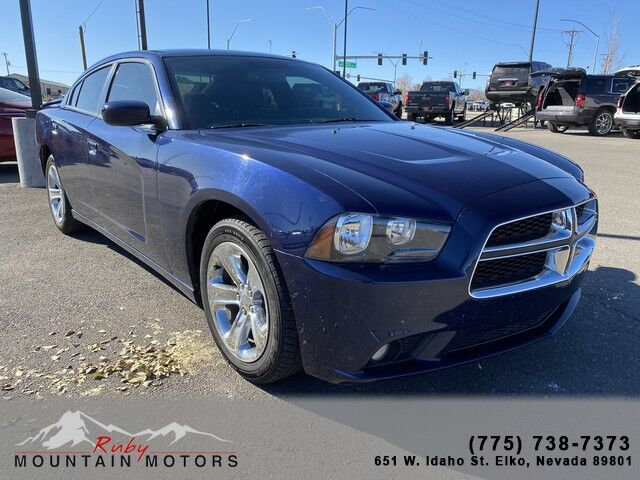 2014 Dodge Charger SXT Plus Elko NV