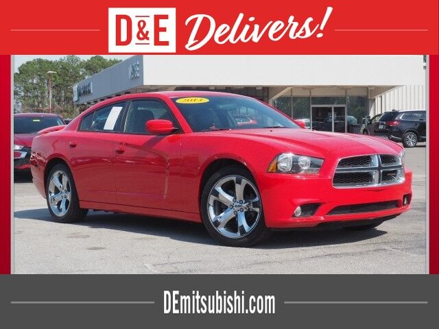 2014_Dodge_Charger_SXT_ Wilmington NC