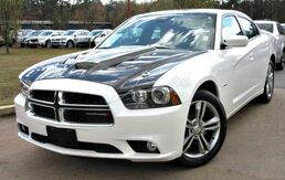 2014_Dodge_Charger_w/ NAVIGATION & RED LEATHER SEATS_ Lilburn GA