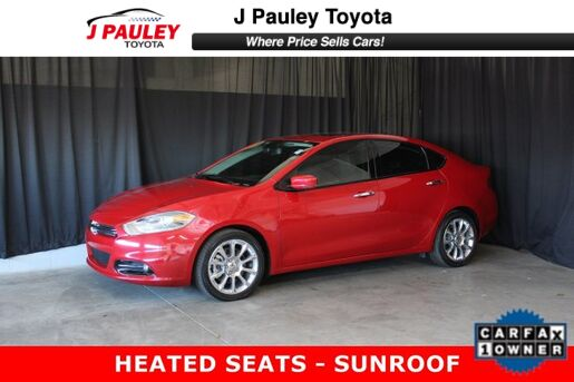 2014_Dodge_Dart_Limited_ Fort Smith AR