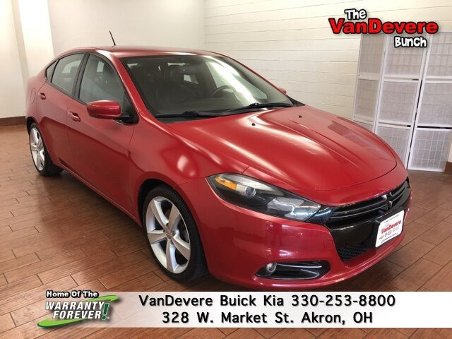 2014 Dodge Dart Limited/GT Akron OH