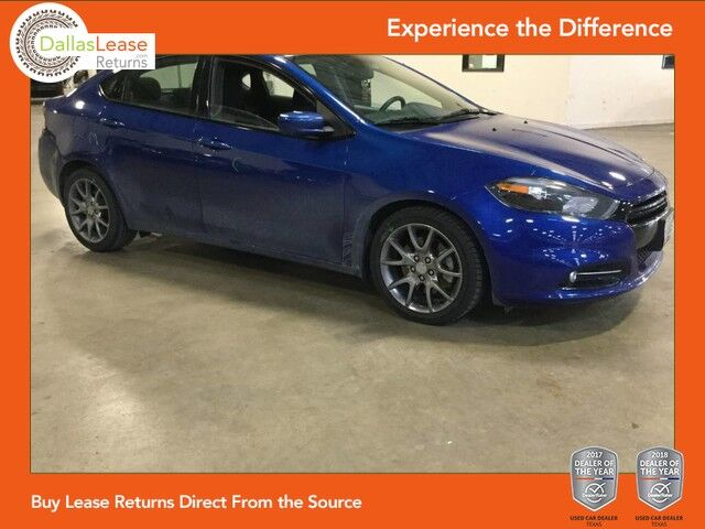 2014 Dodge Dart SXT Ralleye Dallas TX