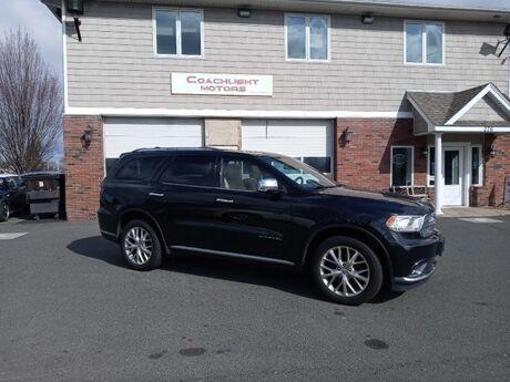 2014 Dodge Durango Citadel East Windsor CT