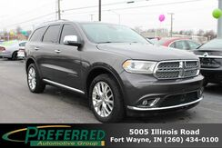 2014_Dodge_Durango_Citadel_ Fort Wayne Auburn and Kendallville IN