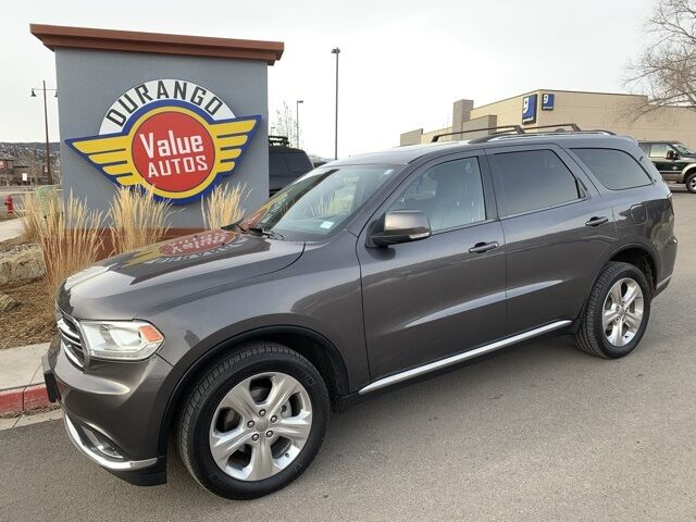 2014 Dodge Durango Limited Durango CO