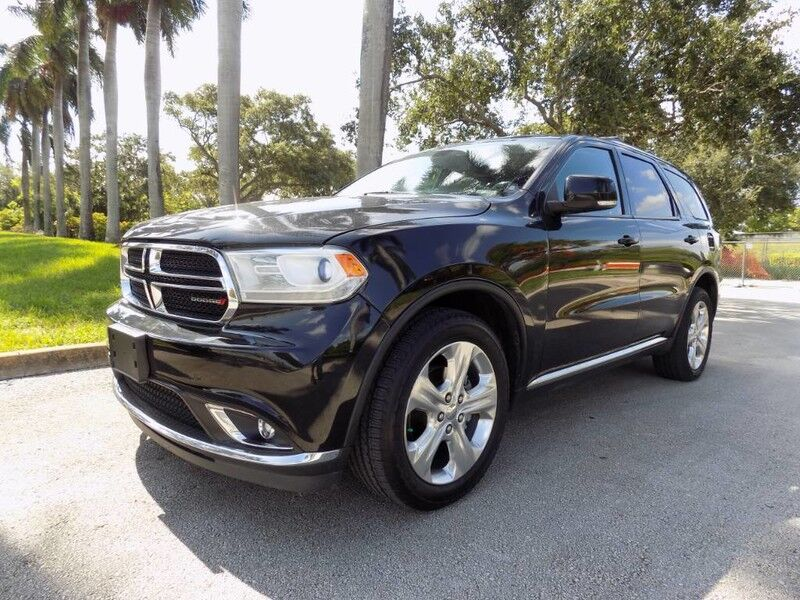 2014 Dodge Durango Limited Hollywood FL