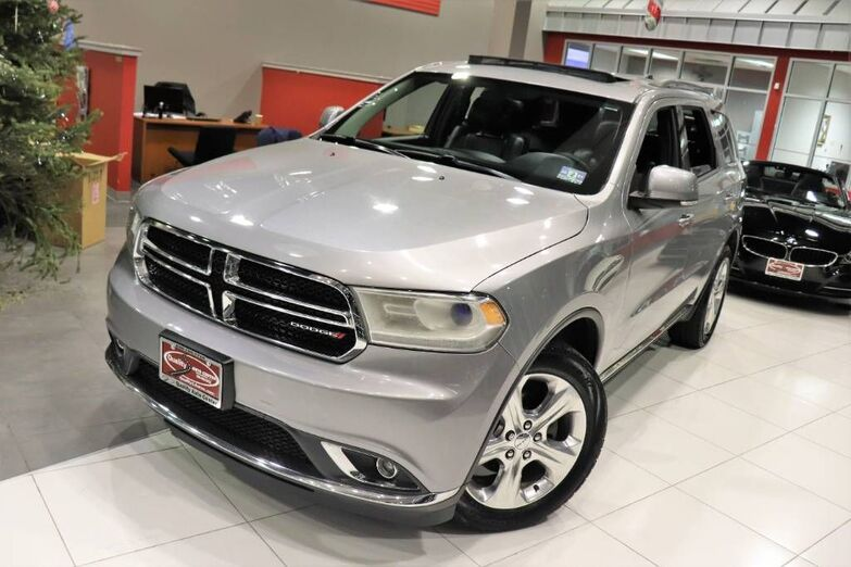 2014 Dodge Durango Limited Navigation Sunroof Backup Camera Entertainment System 3rd Row Seats Springfield NJ