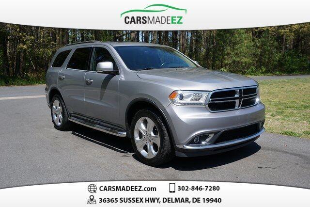 2014 Dodge Durango Limited Salisbury MD