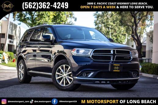 2014 Dodge Durango Limited Sport Utility 4D Long Beach CA