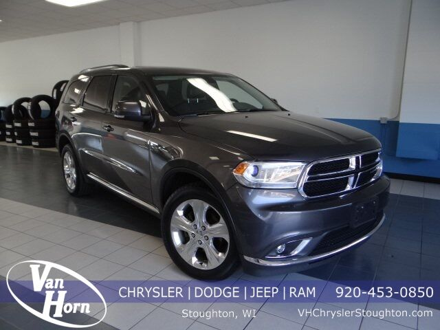 2014 Dodge Durango Limited Stoughton WI