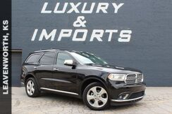 2014_Dodge_Durango_SXT_ Leavenworth KS