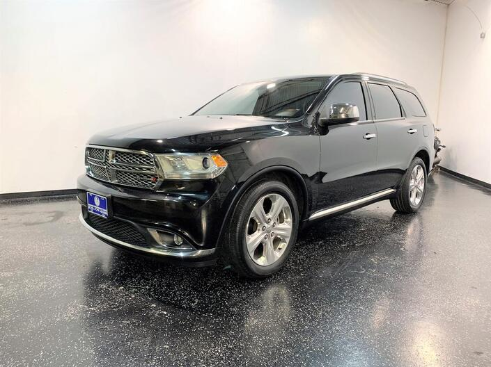 2014 Dodge Durango SXT THIRD ROW Houston TX