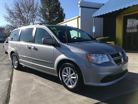 2014 Dodge Grand Caravan 4d Wagon SXT Albuquerque NM