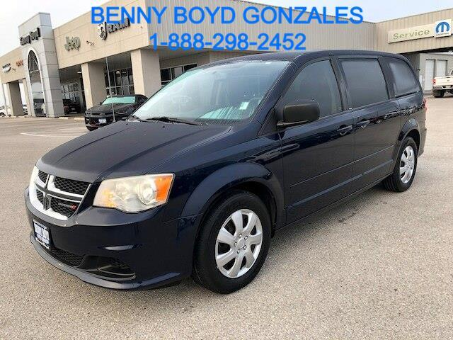 2014 Dodge Grand Caravan AVP/SE Gonzales TX