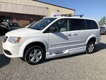 2014 Dodge Grand Caravan BraunAbility Lowered Floor Wheelchair Van SE