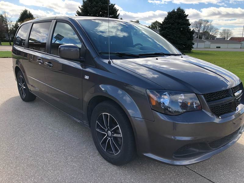 2014 Dodge Grand Caravan SE 30th Anniversary 4dr Mini Van