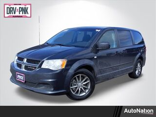 2014_Dodge_Grand Caravan_SE 30th Anniversary_ Littleton CO