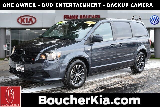 2014 Dodge Grand Caravan SE 30th Anniversary Racine WI