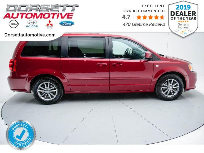 2014 Dodge Grand Caravan SE 30th Anniversary Terre Haute IN