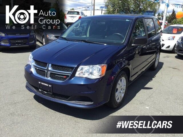 2014 Dodge Grand Caravan SE 7 Seats Victoria BC