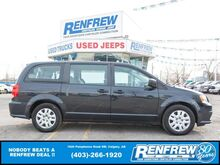 2014_Dodge_Grand Caravan_SE Canada Value Package_ Calgary AB