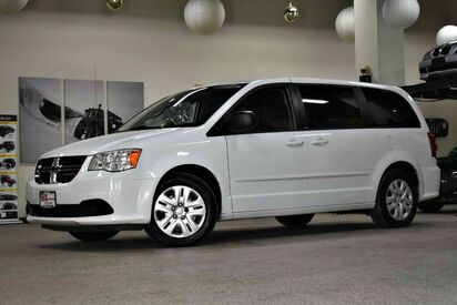 2014_Dodge_Grand Caravan_SE_ Boston MA