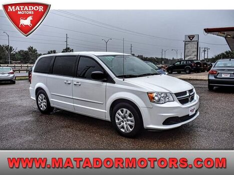 2014_Dodge_Grand Caravan_SE_ Lubbock & Wolfforth TX