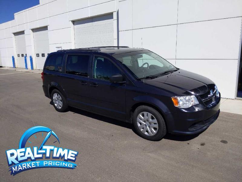 2014_Dodge_Grand Caravan_SXT_ High River AB