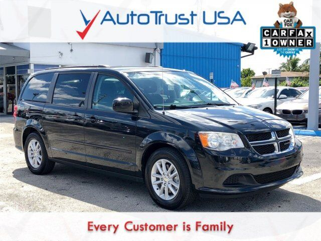 2014 Dodge Grand Caravan SXT Miami FL