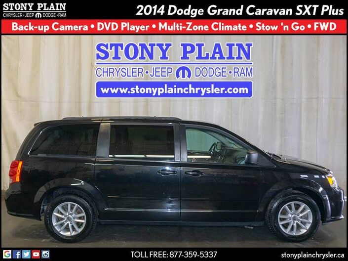 2014 Dodge Grand Caravan SXT Plus Stony Plain AB