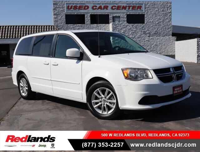 2014 Dodge Grand Caravan SXT Redlands CA