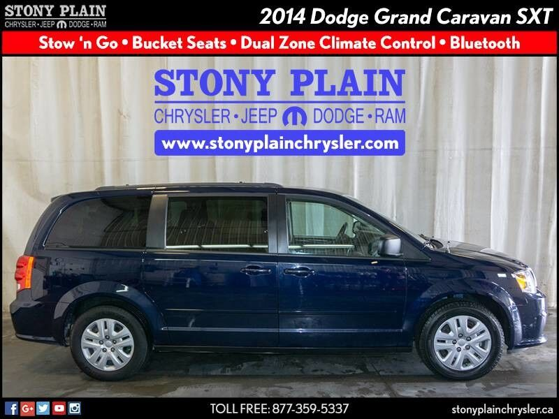 2014 Dodge Grand Caravan SXT Stony Plain AB