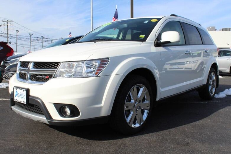 2014 Dodge Journey 4x4 Limited Navigation Sun SUV Bay Shore NY